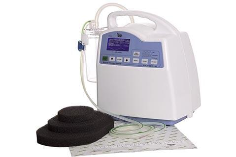 دستگاه ساکشن زخم بستر