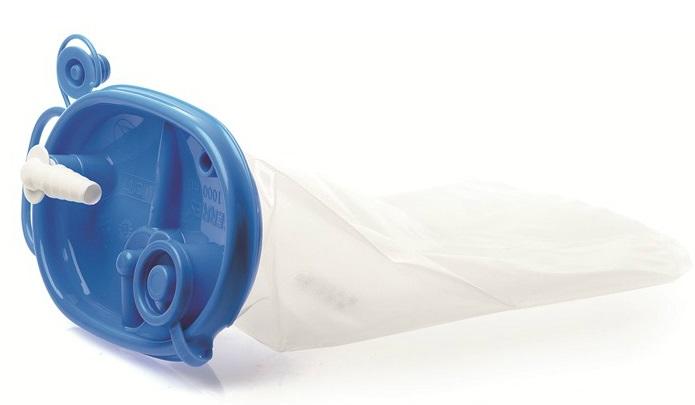 کیسه ساکشن یکبار مصرف بدون پودر جاذب